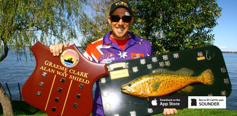 The Mulwala Classic Champion Angler uses Charted waters – Australian Fishing Maps…