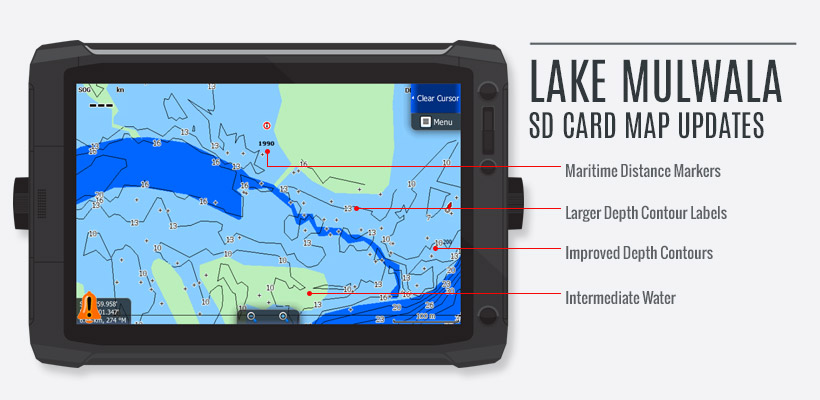 SD Card Lake Mulwala Updates Blog
