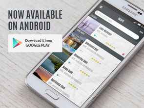 Charted Waters Android App is Here
