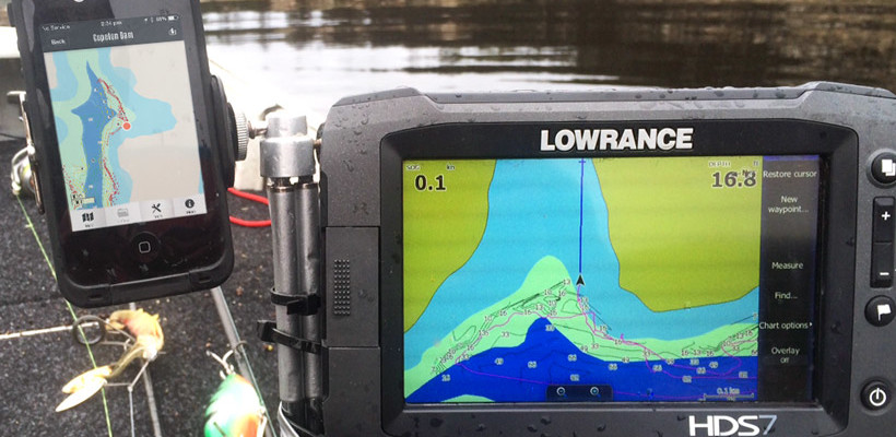Don't own a Lowrance, Simrad or B&G sounder and want access to Charted Waters Australian Fishing Maps?