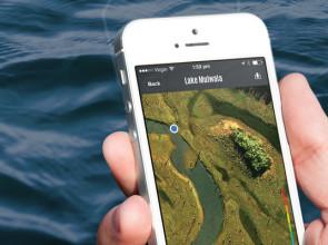 New App Imagery – Offline Maps