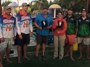 Steve & Jo Starling win Australian Freshwater Masters
