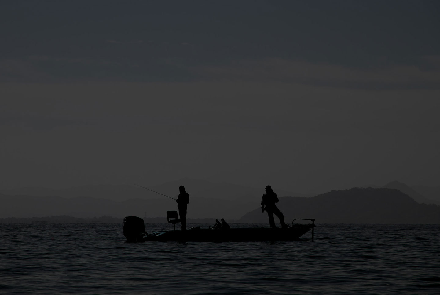 Spend more time fishing with Charted Waters App