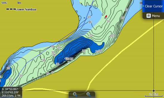 Shoalhaven Screenshot 2