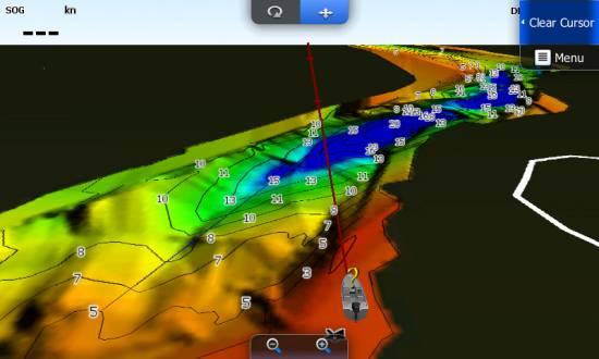 Tamboon Inlet Screenshot 2
