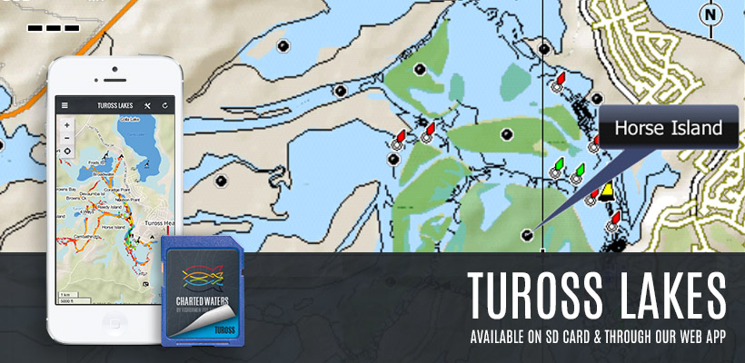 Tuross Lakes Map Now Available