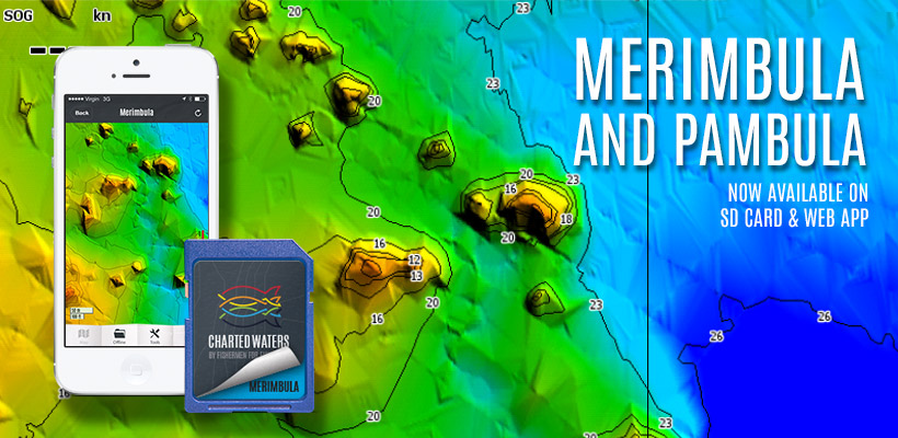 Merimbula Map Now Available