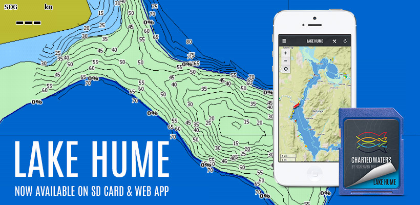 Lake Hume Map Now Available