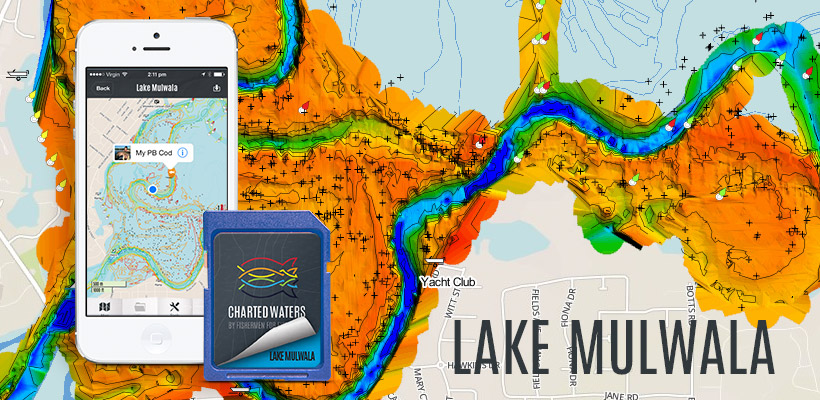 Lake Mulwala Map Now Available