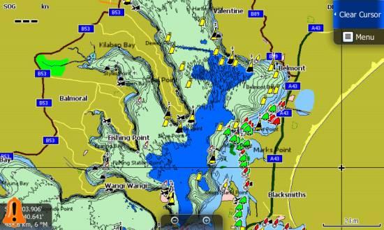 Lake Macquarie Screenshot 2