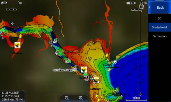 Batemans Bay Screenshot 2