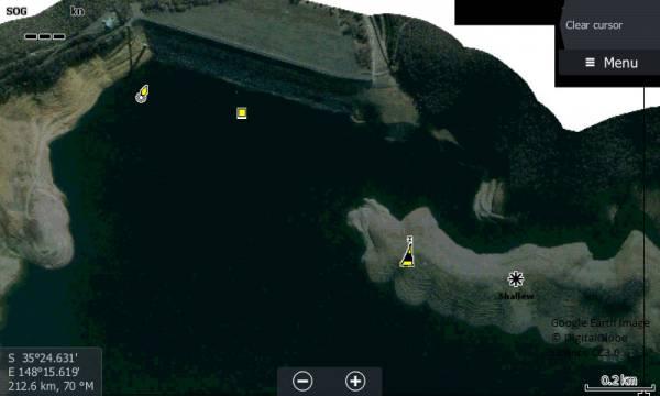 Blowering Dam Screenshot 1
