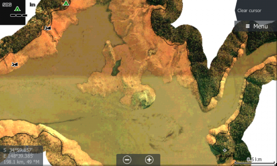 Burrinjuck Dam Screenshot 4