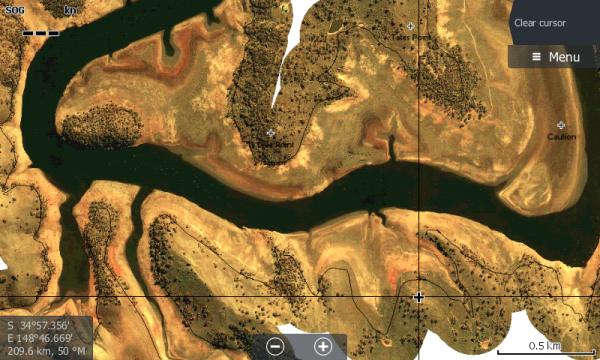 Burrinjuck Dam Screenshot 3