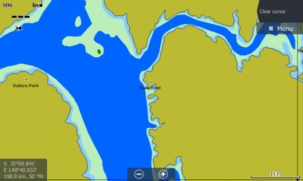 Burrinjuck Dam Screenshot 1