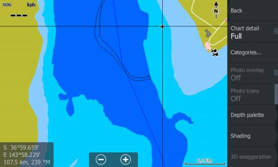 Cain Curran Reservoir Screenshot 2