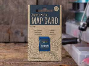 Charted Waters Map Card