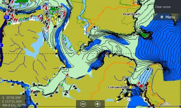 Hawkesbury River Screenshot 1