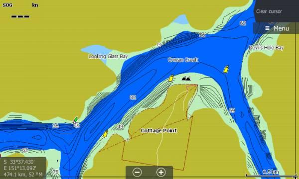 Hawkesbury River Screenshot 4